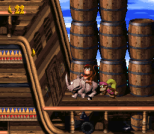 Donkey Kong Country 2 - Diddy's Kong Quest SNES 018