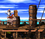 Donkey Kong Country 2 - Diddy's Kong Quest SNES 019