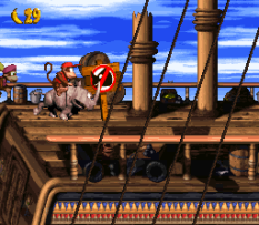 Donkey Kong Country 2 - Diddy's Kong Quest SNES 021