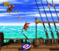 Donkey Kong Country 2 - Diddy's Kong Quest SNES 022