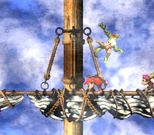Donkey Kong Country 2 - Diddy's Kong Quest SNES 031