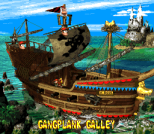 Donkey Kong Country 2 - Diddy's Kong Quest SNES 041
