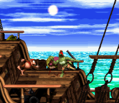Donkey Kong Country 2 - Diddy's Kong Quest SNES 044