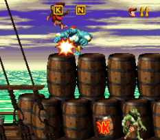 Donkey Kong Country 2 - Diddy's Kong Quest SNES 054