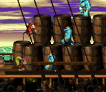 Donkey Kong Country 2 - Diddy's Kong Quest SNES 059