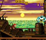 Donkey Kong Country 2 - Diddy's Kong Quest SNES 061