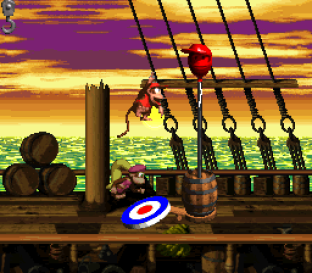 Donkey Kong Country 2 - Diddy's Kong Quest SNES 064