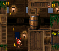 Donkey Kong Country 2 - Diddy's Kong Quest SNES 066