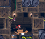 Donkey Kong Country 2 - Diddy's Kong Quest SNES 074