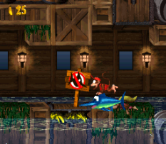 Donkey Kong Country 2 - Diddy's Kong Quest SNES 077