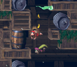 Donkey Kong Country 2 - Diddy's Kong Quest SNES 079