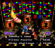 Donkey Kong Country 2 - Diddy's Kong Quest SNES 087