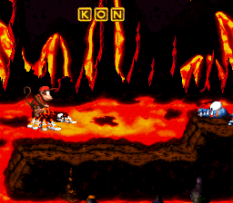 Donkey Kong Country 2 - Diddy's Kong Quest SNES 121