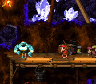 Donkey Kong Country 2 - Diddy's Kong Quest SNES 130