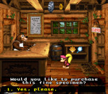 Donkey Kong Country 3 - Dixie Kong's Double Trouble SNES 005