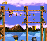 Donkey Kong Country 3 - Dixie Kong's Double Trouble SNES 014