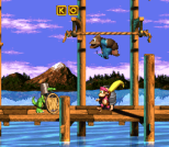 Donkey Kong Country 3 - Dixie Kong's Double Trouble SNES 015