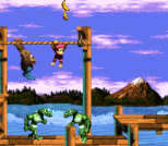 Donkey Kong Country 3 - Dixie Kong's Double Trouble SNES 016