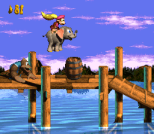Donkey Kong Country 3 - Dixie Kong's Double Trouble SNES 024