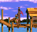 Donkey Kong Country 3 - Dixie Kong's Double Trouble SNES 025