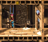 Donkey Kong Country 3 - Dixie Kong's Double Trouble SNES 026