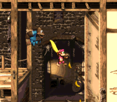 Donkey Kong Country 3 - Dixie Kong's Double Trouble SNES 044