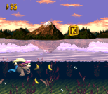 Donkey Kong Country 3 - Dixie Kong's Double Trouble SNES 051