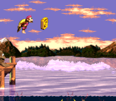 Donkey Kong Country 3 - Dixie Kong's Double Trouble SNES 054