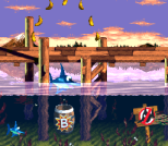 Donkey Kong Country 3 - Dixie Kong's Double Trouble SNES 057