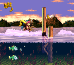 Donkey Kong Country 3 - Dixie Kong's Double Trouble SNES 061