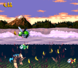 Donkey Kong Country 3 - Dixie Kong's Double Trouble SNES 063