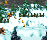 Donkey Kong Country 3 - Dixie Kong's Double Trouble SNES 072