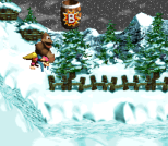 Donkey Kong Country 3 - Dixie Kong's Double Trouble SNES 073