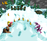 Donkey Kong Country 3 - Dixie Kong's Double Trouble SNES 074