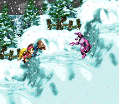 Donkey Kong Country 3 - Dixie Kong's Double Trouble SNES 076