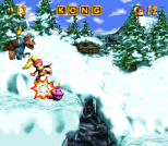 Donkey Kong Country 3 - Dixie Kong's Double Trouble SNES 079