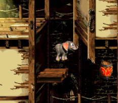 Donkey Kong Country 3 - Dixie Kong's Double Trouble SNES 087