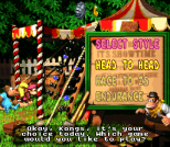 Donkey Kong Country 3 - Dixie Kong's Double Trouble SNES 090