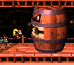 Donkey Kong Country 3 - Dixie Kong's Double Trouble SNES 096