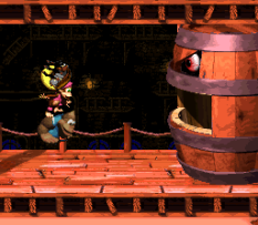 Donkey Kong Country 3 - Dixie Kong's Double Trouble SNES 099