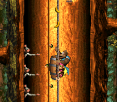 Donkey Kong Country 3 - Dixie Kong's Double Trouble SNES 109