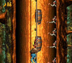 Donkey Kong Country 3 - Dixie Kong's Double Trouble SNES 110
