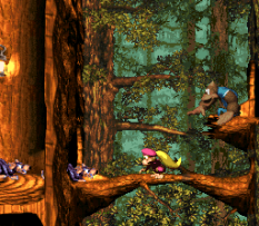 Donkey Kong Country 3 - Dixie Kong's Double Trouble SNES 120