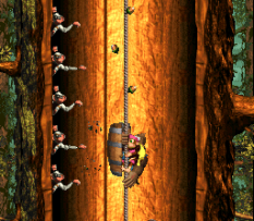 Donkey Kong Country 3 - Dixie Kong's Double Trouble SNES 121