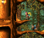 Donkey Kong Country 3 - Dixie Kong's Double Trouble SNES 125