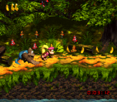 Donkey Kong Country 3 - Dixie Kong's Double Trouble SNES 131