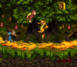 Donkey Kong Country 3 - Dixie Kong's Double Trouble SNES 135