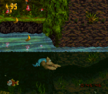 Donkey Kong Country 3 - Dixie Kong's Double Trouble SNES 140