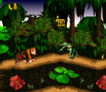 Donkey Kong Country SNES 008