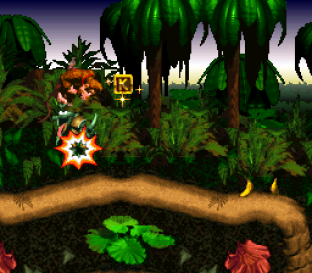 Donkey Kong Country SNES 009
